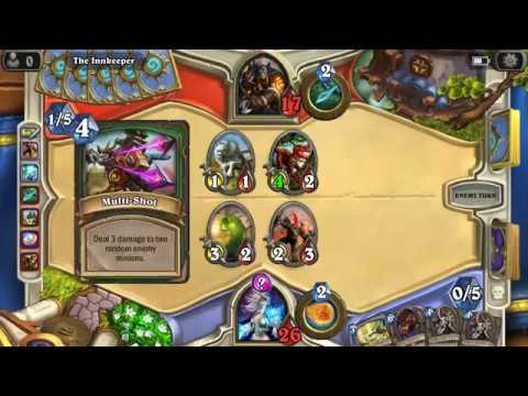 Hearthstone Official Android Gameplay with Download link