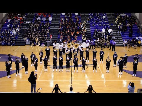 Craigmont High School Marching Band - Floorshow - 2019