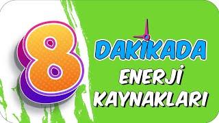 Download Video 8dk'da ENERJİ KAYNAKLARI MP3 3GP MP4