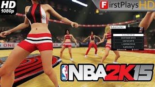 NBA 2K15 - PC Gameplay 1080p