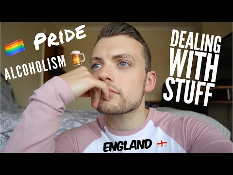 ASMR – Pride 🏳️🌈alcoholism 🍺 England 🏴 (ramble)