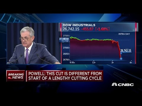 Fed's Powell on real-time payment systems