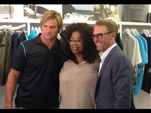 Why Oprah loves Laird Hamilton