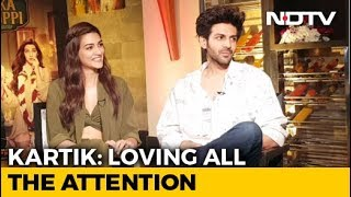 Not Dating Ananya Panday: Kartik Aaryan