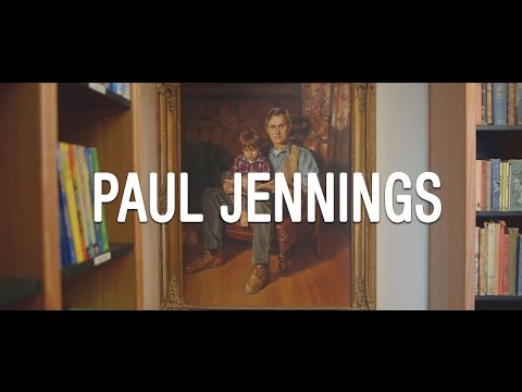 Paul Jennings on writing, parenting and pain - The Feed