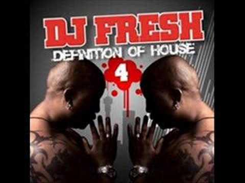 DJ Fresh - Soul Moments (House Music)