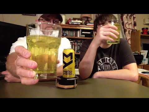 The Beer Review Guy # 619 Mellow Yellow Citrus Flavored Soda