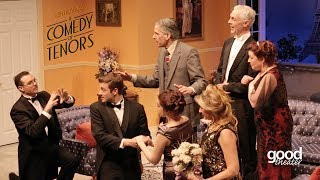 """Ken Ludwig's """"A Comedy of Tenors"""" 90sec Highlights at Good Theater"""