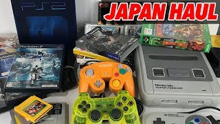 Huge Japan Trip Haul   Video Game Pickups