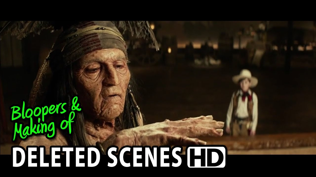 Download The Lone Ranger (2013) Deleted, Extended & Alternative Scenes #2