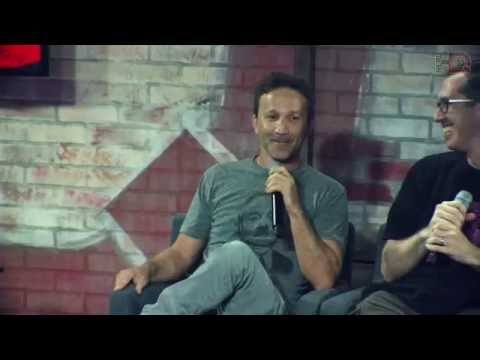 Nerd HQ 2016: A Conversation with Breckin Meyer and Robot Chicken