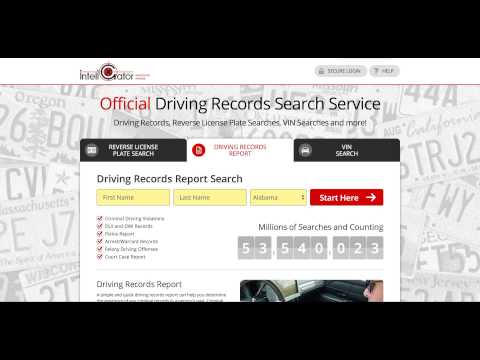 How To Get Your Massachusetts Driving Record