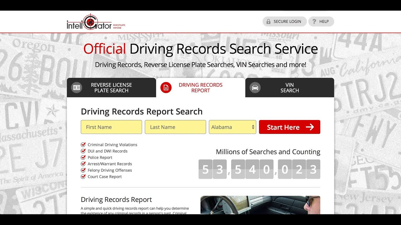 How To Get Your Massachusetts Driving Record Fast Easy Drive