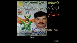 Muhammad Hussain bandial