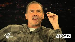 How did Norm Macdonald Develop His Comedic Style? - Tom Green Live