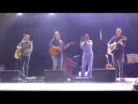 Brandi Carlile The Story soundcheck House of Blues Anaheim CA 12-13-2017