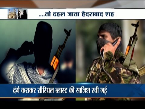 Unholy ISIS Busted In Hyderabad, Plotting Big Strikes in India