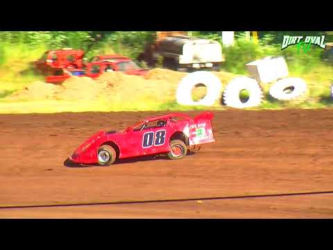 6 16 18 Cottage Grove Speedway Late Models Qualifying