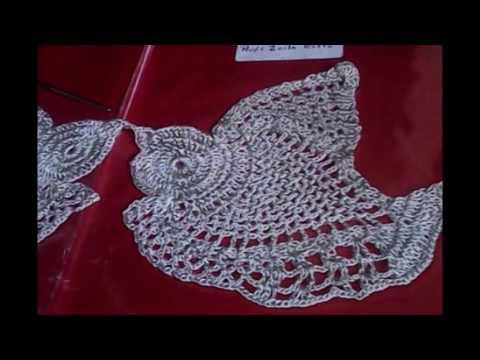 Zoila Raffo y Tapete de 2 palomas o pajaros - YouTube