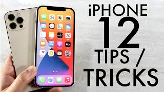 iPhone 12: First 12 Things You NEED To Do! (Tips & Tricks)
