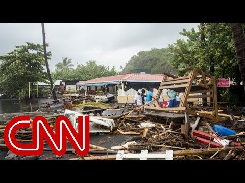 Study: Hurricane Maria killed nearly 3,000