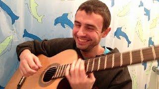 Фэйсбук, прощай - веселая песня под гитару !!!(Размести это видео у себя на странице, и ничего не бойся :)) Аккорды: куплет - Am Dm E, припев - F E Am Автор - Дима..., 2014-11-28T18:24:09.000Z)
