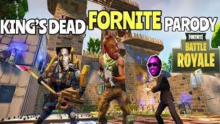 Kendick Lamar, Future, Jay Rock King's Dead (Fortnite Parody) FT Ninja, CDNTHE3rd, Dakotaz