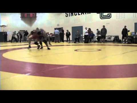 2008 Toronto Open: 76 kg Final Danil Gorbenko vs. Keenan Miller