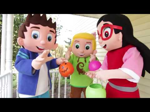 Thumbnail: Halloween In Real Life IRL - Paw Patrol, Bergens