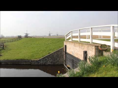 Kinderdijk Netherlands, Tulips & Windmills, Viking River Cruise