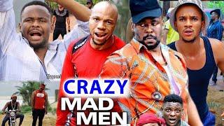 CRAZY MAD MEN COMPLETE FULL MOVIE-Charles OkochaZubby Micheal  2020 Latest Nigerian Movie