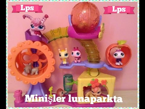 LPS : Minişler Lunaparkta ( 1. Bölüm )