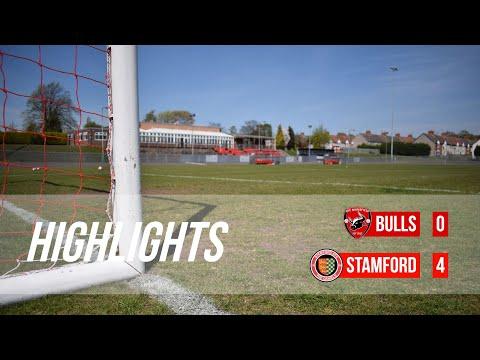 HIGHLIGHTS | Bulls 0-4 Stamford