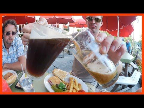Rock Climbing Trip in The Gunks, Traveling to Accord, New York - Ken's Vlog #454