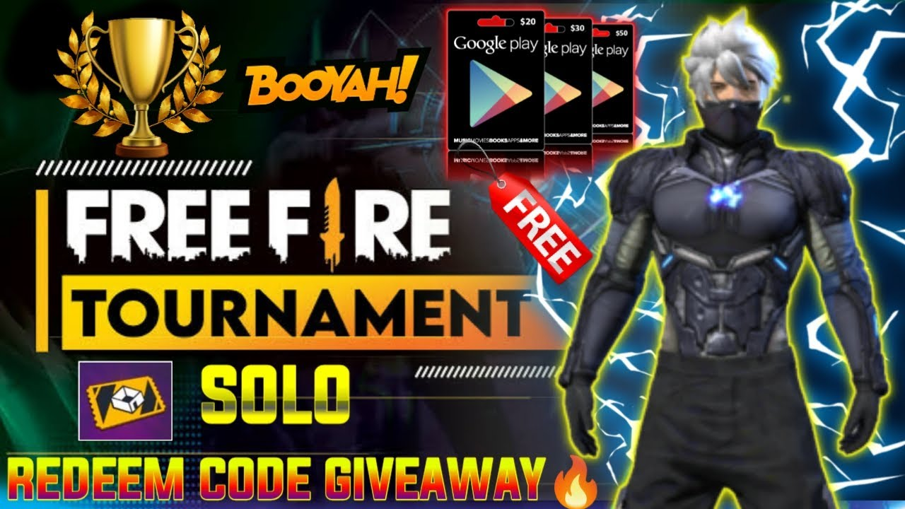 solo tournament on booyah app follow and join now/WATCH AND WIN FREE TSHIRT  DROPS ON BOOYAH