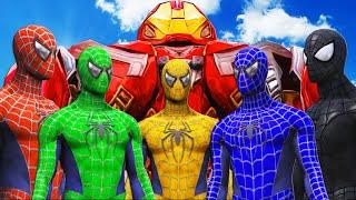 Spider-Man, Green Spiderman, B…