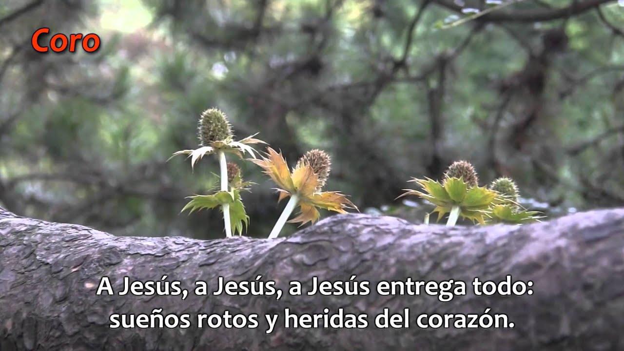 Himno No 236 - A Jesús entrega todo