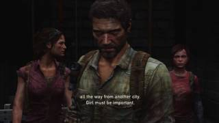 The last of us remastered Walkthrough Part 2