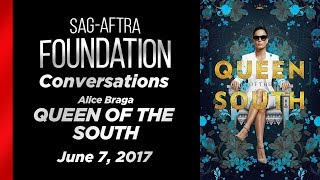 Conversations with Alice Braga of QUEEN OF THE SOUTH