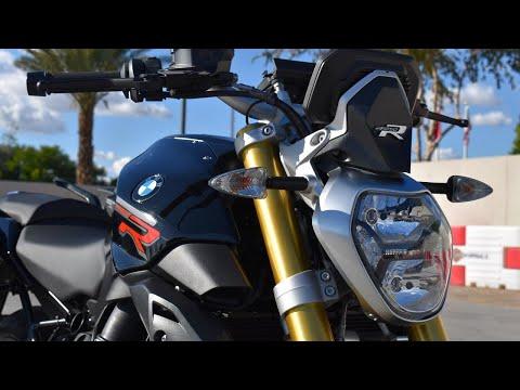 2020 BMW R1250R Black Storm Metallic