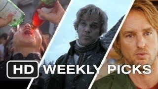 Weekly Movie Picks - Week of September 24, 2012 HD