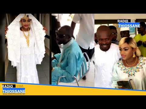 Baptême du fils de Pape Cheikh Diallo et Kya Aïdara
