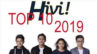 TOP 10 HIVI 2019!!!