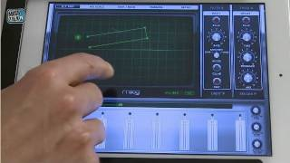 Sunrizer, Animoog,iMS20 und Co. Die wichtigsten iPad Synthesizer angecheckt!