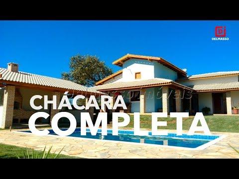 COD 5055.IBIÚNA- CHÁCARA EM CONDOMÍNIO FECHADO!