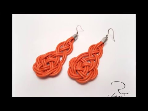 como-hacer-pendientes-nudo-celta-y-kit-diy-how-to-make-earrings-with-celtic-knots-kit-diy