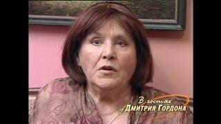 Мордюкова: Я ради своей семьи что есть мочи старалась, тянула воз, а Тихонов нет