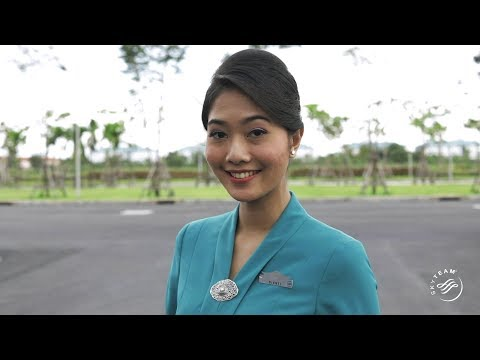 Garuda Indonesia - What It Means To Be A SkyTeam Member