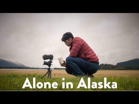 Travelled to Alaska on my own! :( But the Filipinos I met were amazing