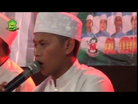 Al Munsyidin & BBM - Qomarun Live Kalibeluk